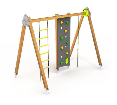 8008 Isadora houten speeltoestel.