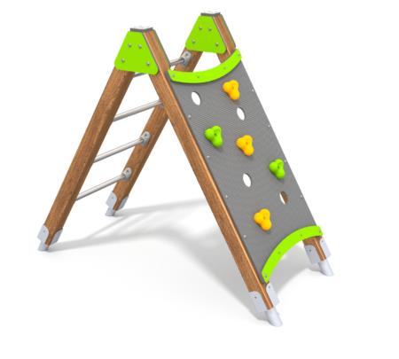 8010 Chico houten speeltoestel