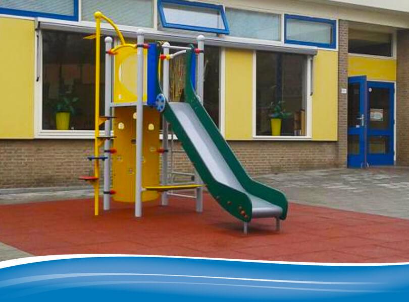 Schoolplein | Nieuw Buinen