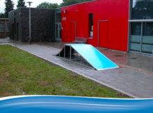 Skatebaan met poco kunststofplaat | Oosterwolde