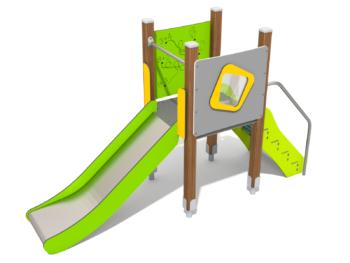 8022 Chelone houten speeltoestel