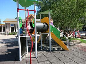 Speeltoestellen schoolplein | Arkema Speelvoorzieningen