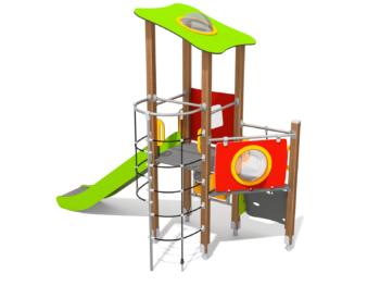 8902 Lakewood houten speeltoestel
