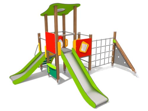 8910 Woodstock houten speeltoestel (3)