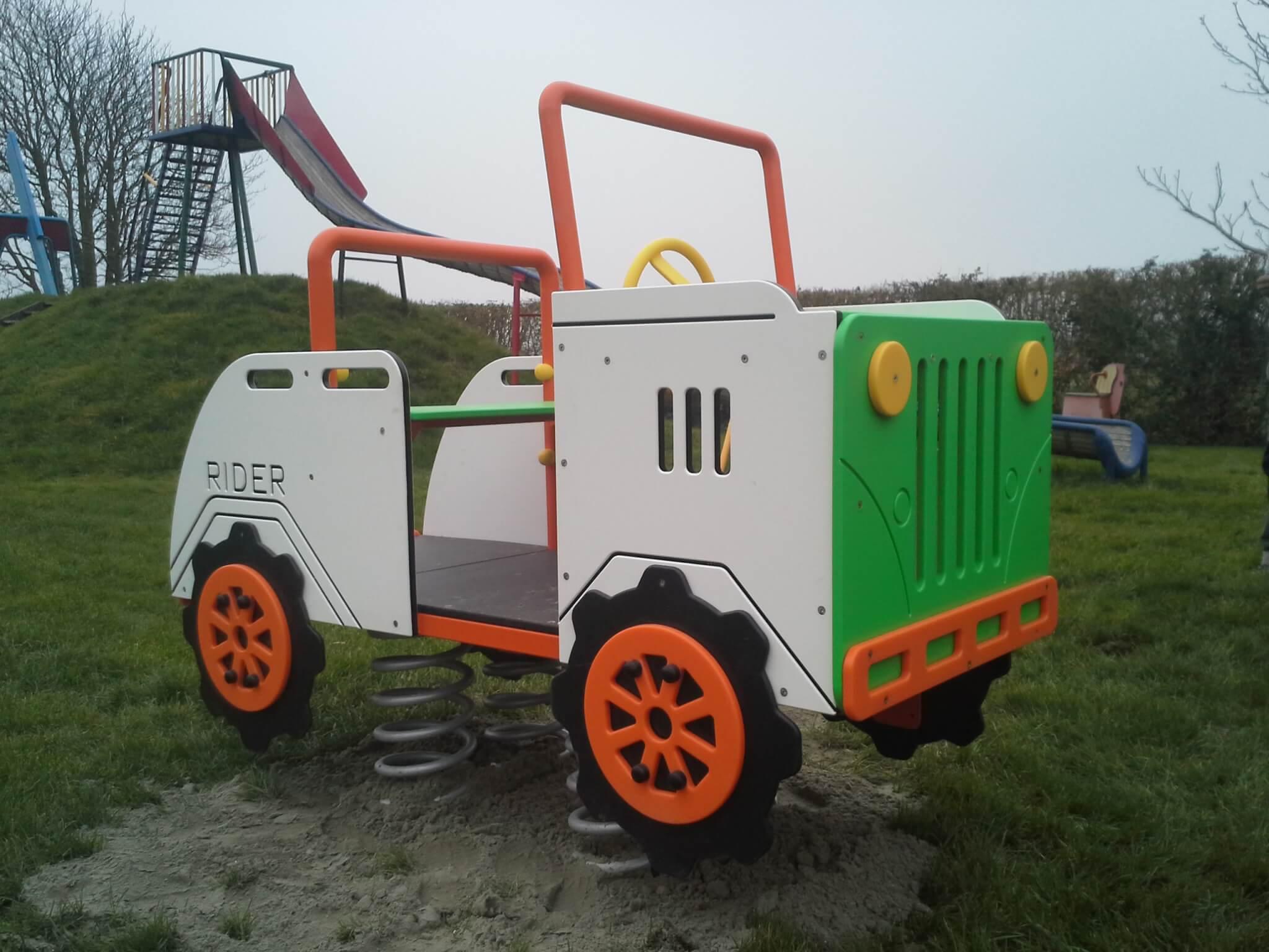 Veerfiguur Truck