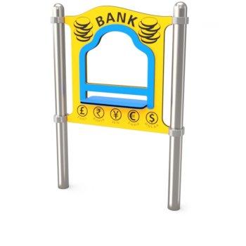 4127 Spelpaneel bank..