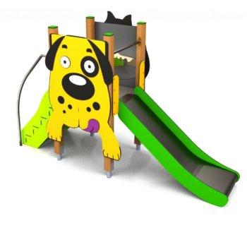 Houten speeltoestel Happy Animal H90 8039 (2)..
