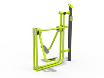 Fitness metaal 7801