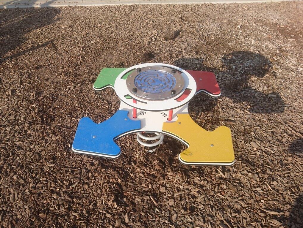 Veerfiguur kompas 5015