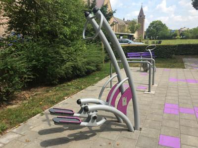 7514 Steps-fitnesstoestellen