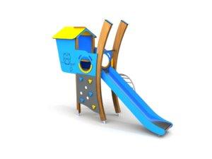 8075 Ottawa houten speelhuis