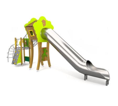 8077 Boston houten speeltoestel
