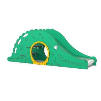 2901 houten krokodil glijbaan