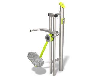 Fitness RVS 7802