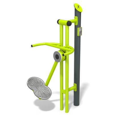 Fitness metaal 7802