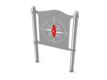 4150 Spelpaneel Kompas