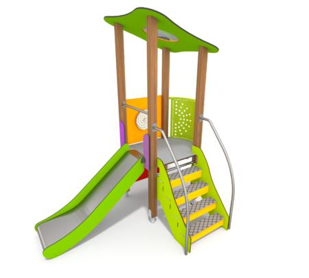 8901 Norwood houten speeltoestel