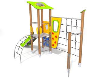 8905 Woodburn houten speeltoestel (1)