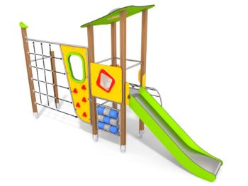 8905 Woodburn houten speeltoestel