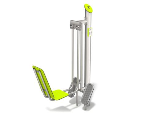 Fitness 7809 RVS