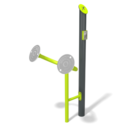 Fitness metaal 7811