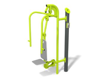 Fitness metaal 7813