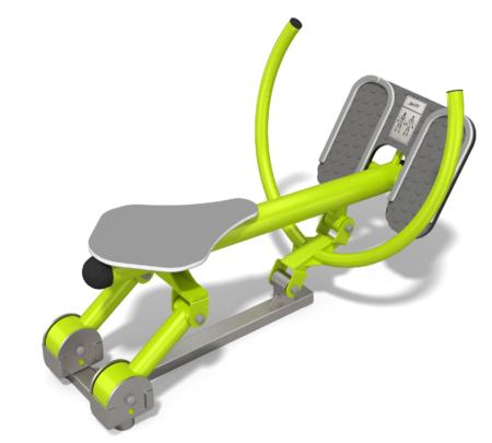 Fitness metaal 7816