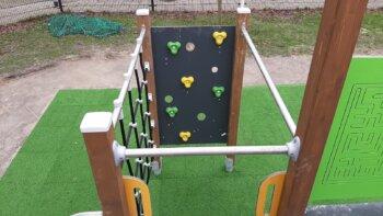 8025 Cartaya houten speeltoestel