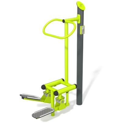 7817 Fitness metaal