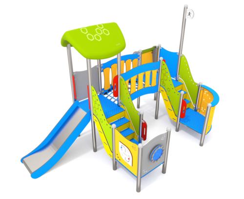 Speeltoestellen voor kinderopvang