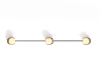 Robinia duikelrek 2-delig (2)