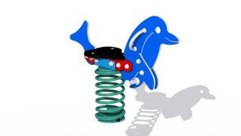 Veerfiguur Dolfijn