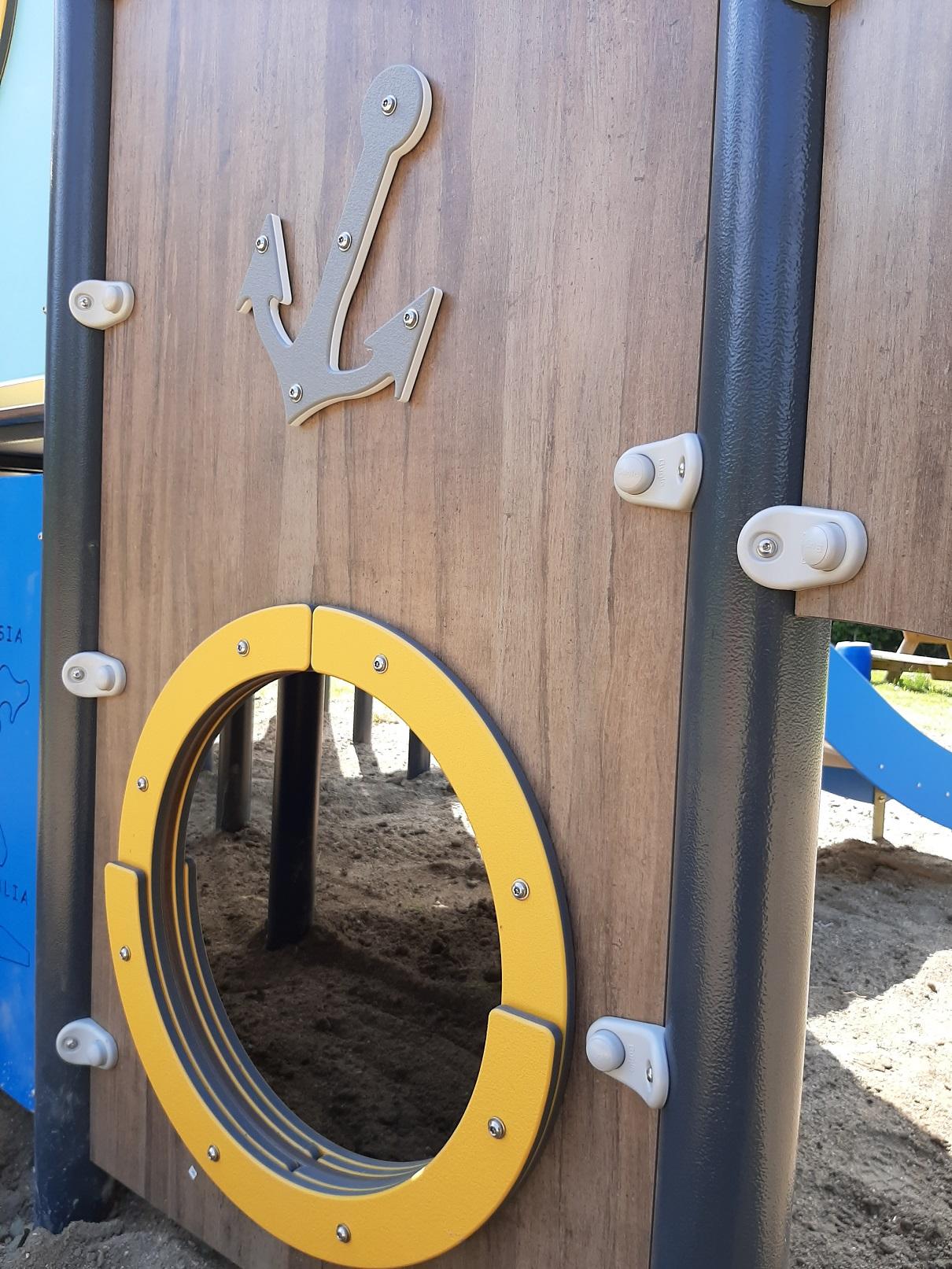Lanzarote houten speelboot