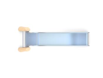 8156 Robinia vrijstaande glijbaan 120 cm